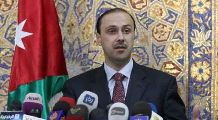 Mohammed al-Momani denounced the attacks.