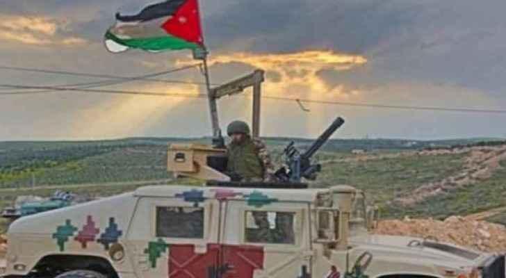 Jordanian Armed Forces (file Photo)