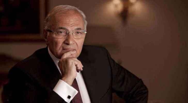 Ahmad Shafiq, former Prime Minister in Egypt.