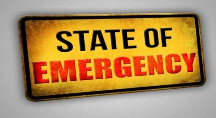 This is the third time the emergency state is renewed since April 2017