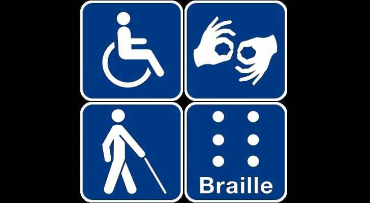 There are 651,396 disabled people aged five and over in the Kingdom. (Wikimedia)