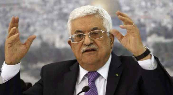 Palestinian President Mahmoud Abbas warned of withdrawing all agreements with Israel and US. (Archive)