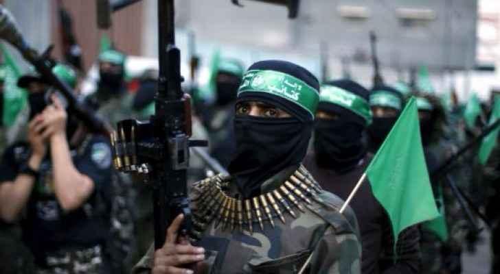 Hamas fighter in Gaza