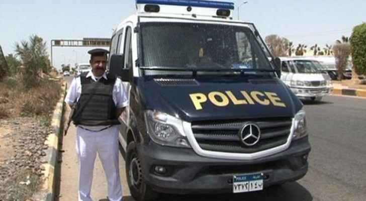 Egyptian policeman