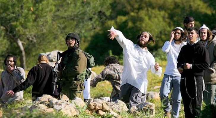 Israeli settlers in the West Bank tend to destroy Palestinian belongings on a regular basis (Press TV)