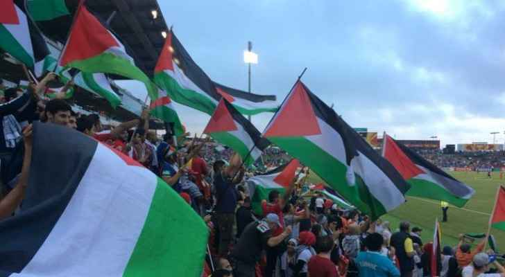 The Palestinian National Football Team is registering significant progress lately. (ABC)