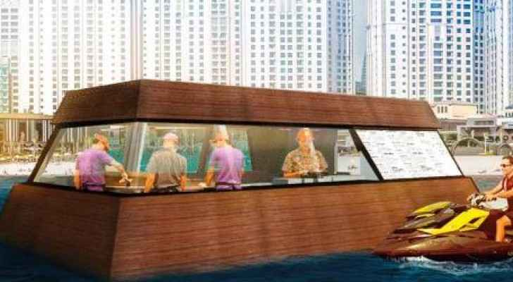 Aqua Pods will initially start operations in Jumeirah, covering areas such as Al Sufouh and Kite Beach (Gulf News)