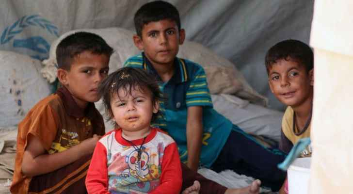 Four million children are in need across Iraq (AFP)