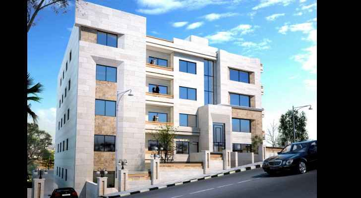 More than 30,000 Jordanian architects work directly in the housing sector. (Alsaa.com)