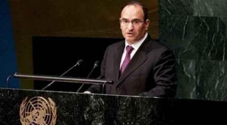 Kuwaiti Permanent Representative to the United Nations Ambassador Mansour Al-Otaibi (Roya News Arabic)