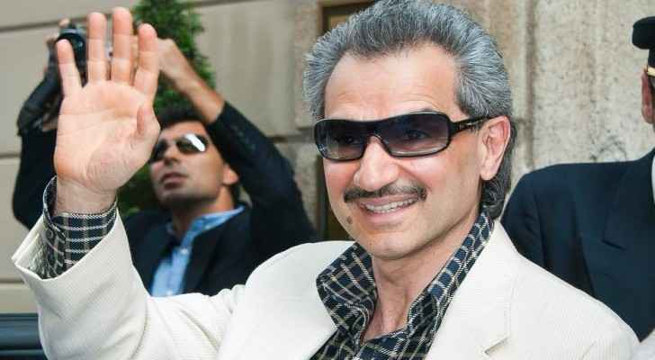 Prince Alwaleed spoke exclusively to Reuters in a 30-minute interview on Saturday. (Facebook)