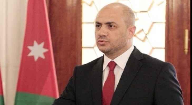 Minister of Awqaf, Wael Arabeyyat