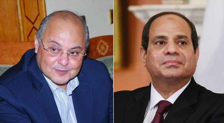 Moussa will stand against Sisi in the presidential race. (Erem News)
