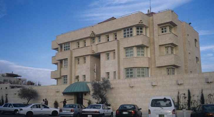 The Israeli embassy to reopen in Amman after it was closed in July 2017. (YnetNews)