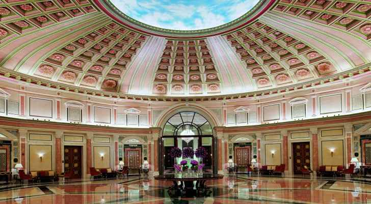 Dozens of detainees were stopped in the Ritz-Carlton of Riyadh. (RitzCarltonWebsite)