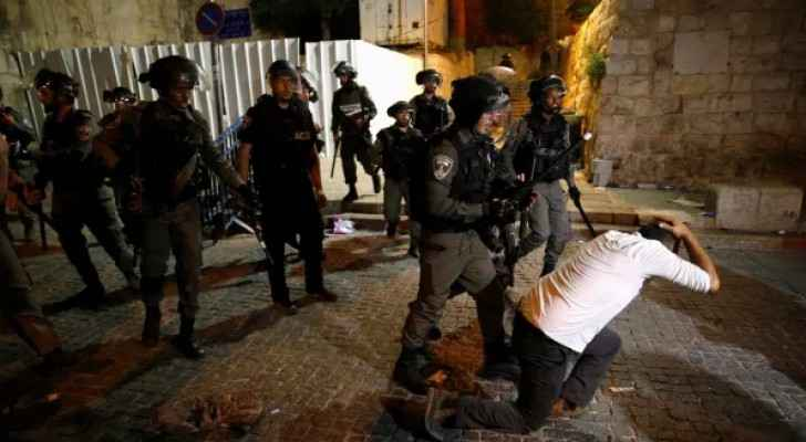 Predawn raids are daily occurrences in the West Bank (Haaretz)