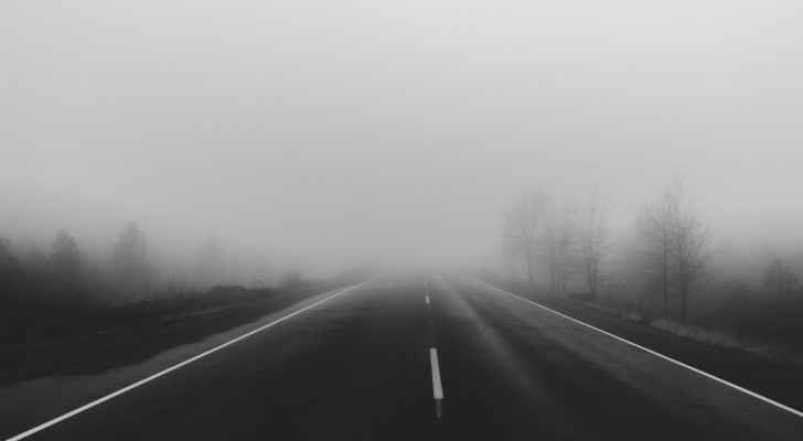 Fog will form in different areas, especially the desert and highways  (Pexels)