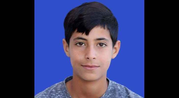Laith Abu Naim was shot in the head during clashes (Middle East Eye)