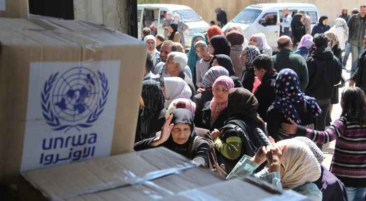 UNRWA to recieve aid from 11 countries.