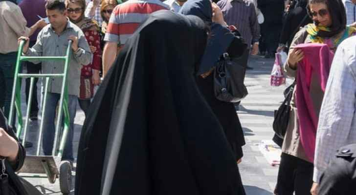 a photo from Iran (The Guardian)