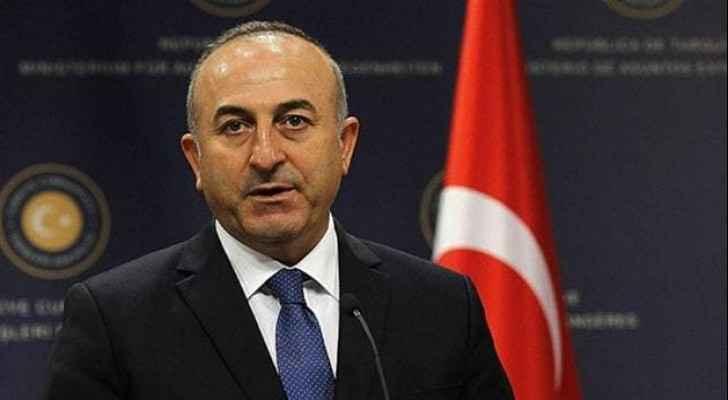 Turkish Foreign Minister Mevlüt Çavuşoğlu (soruce: Anadolu News Agency)