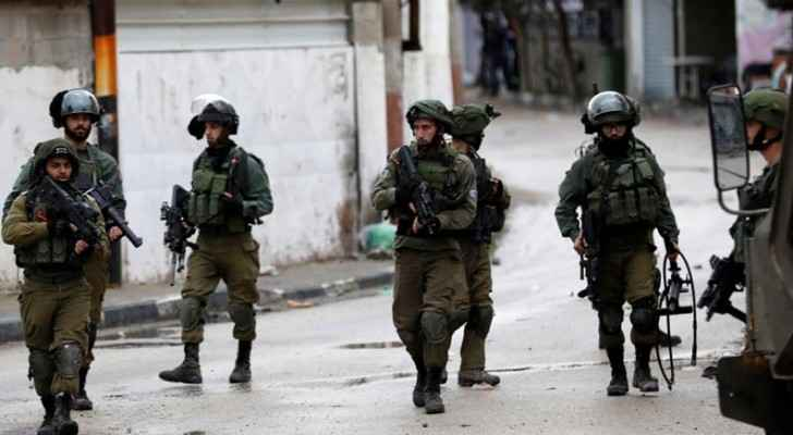 Israeli forces raided Brquin village in Jenin for 3rd time in two days. (AlJazeera)