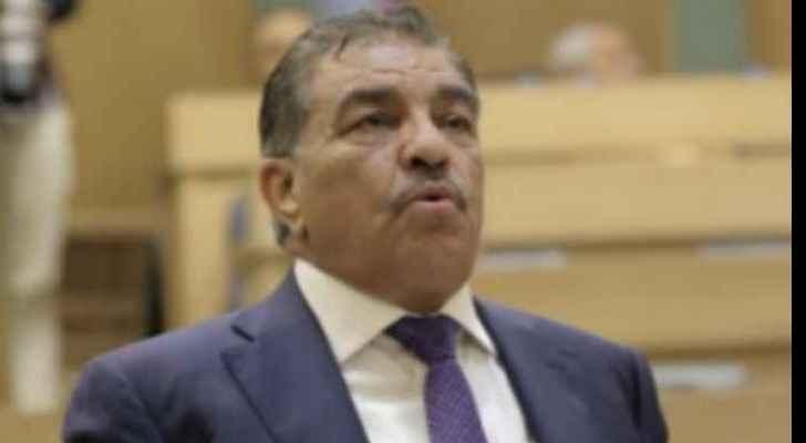 Jordanian lawmaker Fawwaz Zoabi (Roya News Arabic)