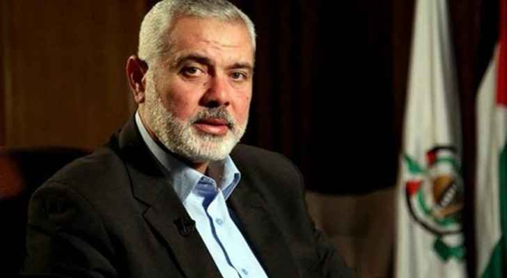 Hamas leader Ismael Haneyya