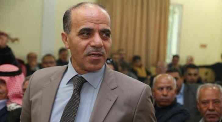 Jordanian MP Husni al Shayyab. (Albosala)