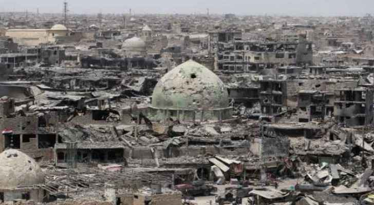 Iraq's war destroyed major cities and displaced millions of people.