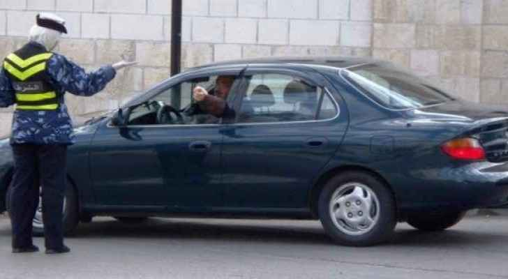 Traffic accidents is the fourth most common cause of death among Jordanians. (Archive)
