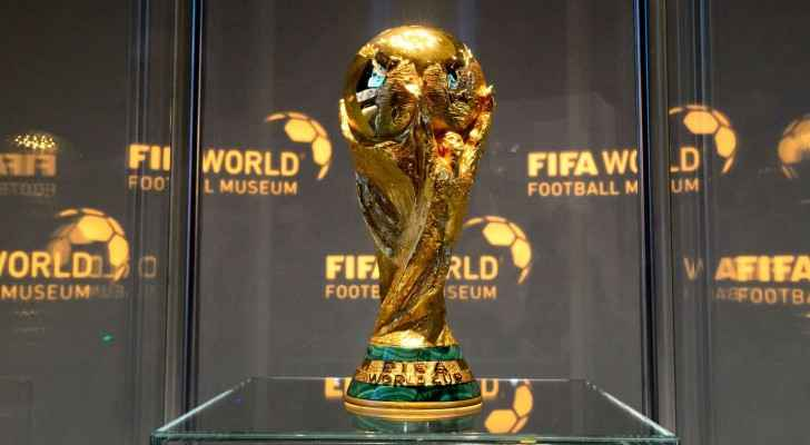 The World Trophy is usually kept at the FIFA World Football Museum in Zurich, Germany. (Goal.com)
