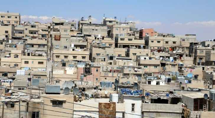 One of the Palestinian Refugees Camps in Jordan. (UNRWA)