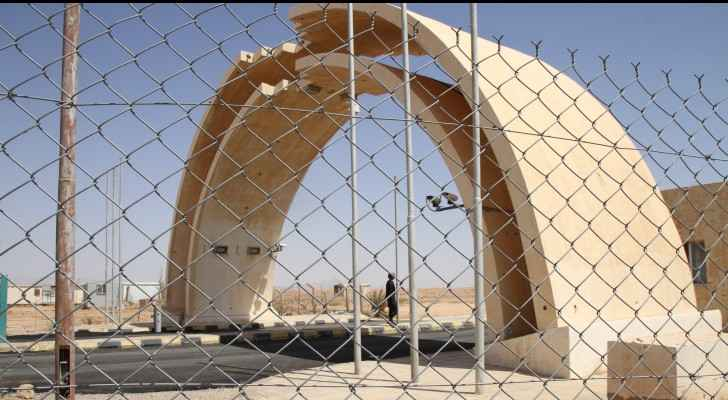Jordan's Al Karameh border crossing with Iraq has been reopened after over a year. (Roya)
