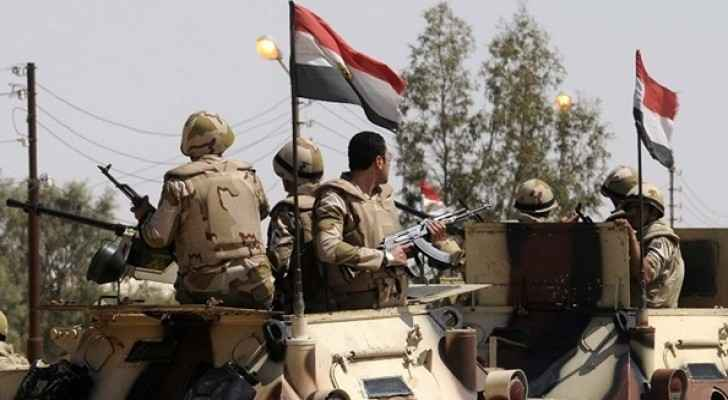 In Egypt, military service is mandatory for men 18-30 years of age. (Ahl Masr News)