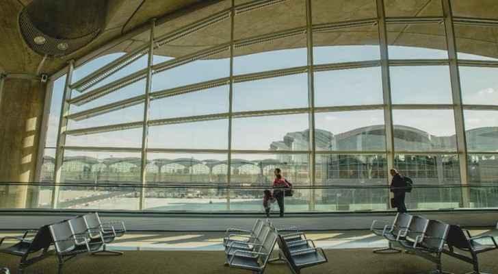 Queen Alia International Airport in Amman. (QAIA FB PAGE)