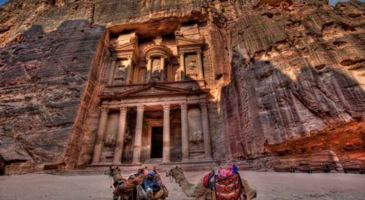 The ancient city of Petra, where Jinn is expected to be filmed.