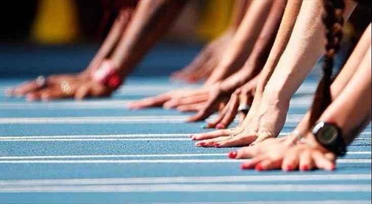 1500 women participated in the marathon (Anadolu Agency)