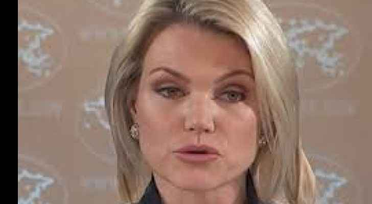 Heather Nauert, spokesperson of US Department of State
