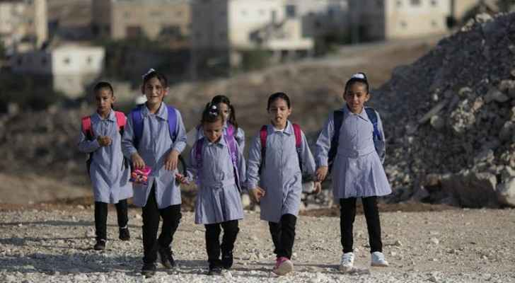 Israeli forces attack Palestinian school with tear gas