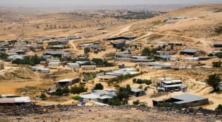 Umm al-Hiran village in Naqab Desert (DoniaWatan)