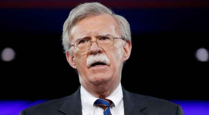 John Bolton who is appointed replacing army general H.R. McMaster. (Reuters)