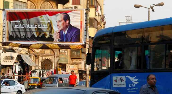 Images from Cairo during Sisi campaign. (Reuters)