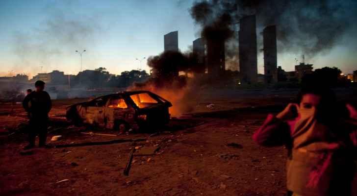 Benghazi, Eastern Libya, 2011 (Lynsey Addario)