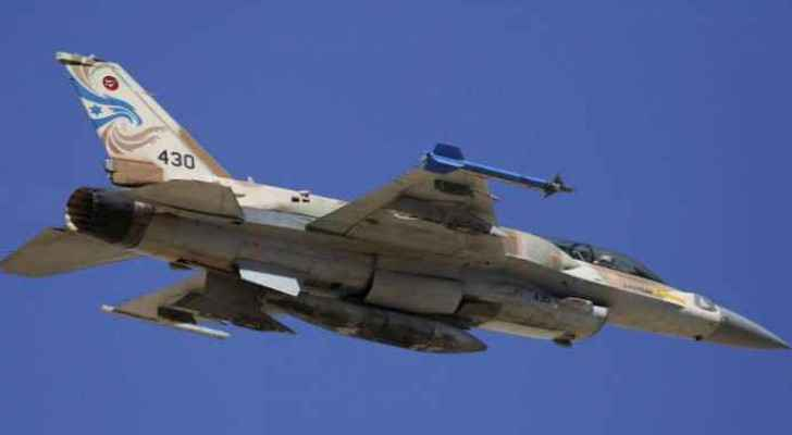 Picture of one of the coalition fighter jets