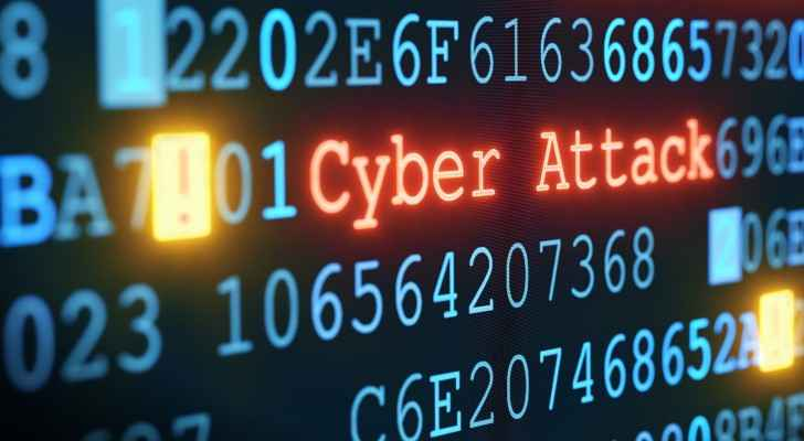 The number of cybercrimes committed in Jordan since the beginning of 2018 has reached 1158 crimes. (Financial Times)