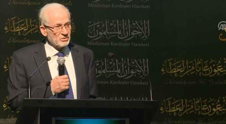 Ibrahim Munir, the Muslim Brotherhood deputy Supreme Guide. (Middle East Monitor)