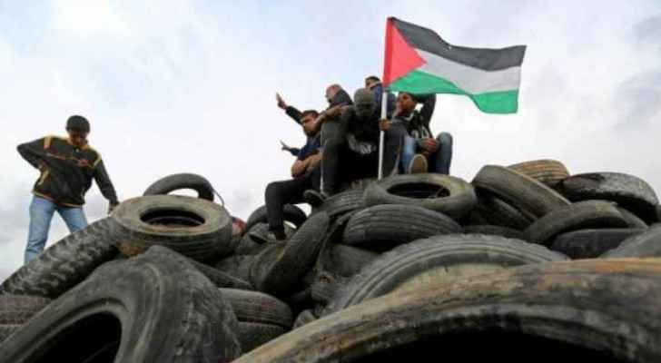 Israel's permit decision is thought to be a form of punishment for the mass peaceful demonstrations