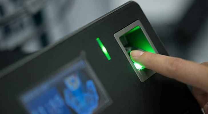 The fingerprint-scanning system was officially announced in March,2018. (iStock)