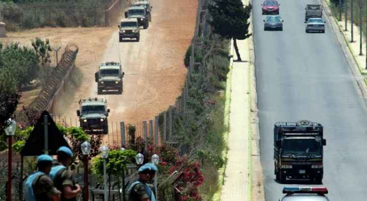 The Lebanese-Palestinian border in Kfarkila. (AlAkhbar)